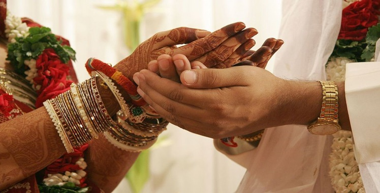 Online matrimonial website